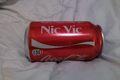 CocaCola a NicVíc